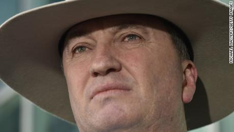 Barnaby Joyce resigns as deputy prime minister and Nationals leader