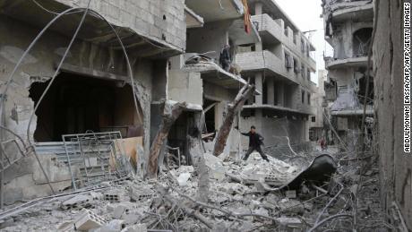 UN Security Council adopts Syria ceasefire resolution