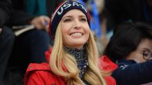Ivanka Trump practices diplomacy at Olympics