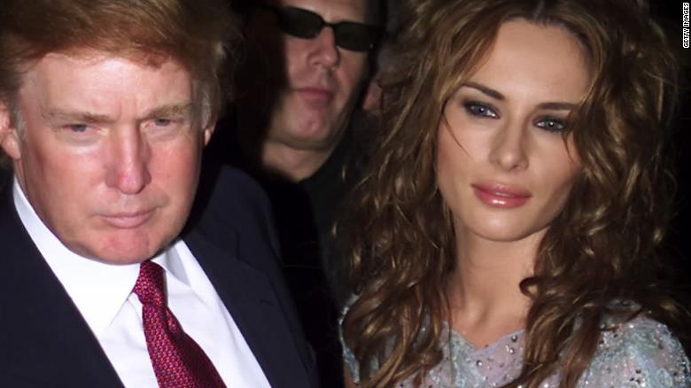 Melania Trump re-emerges amid marriage scrutiny