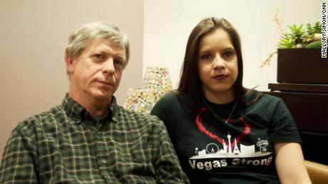 Las Vegas concert was a Mother's Day gift; now she's fighting for her life