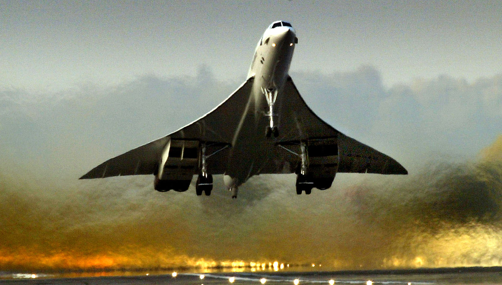 Flying on the Concorde: What was it really like?   CNN Travel