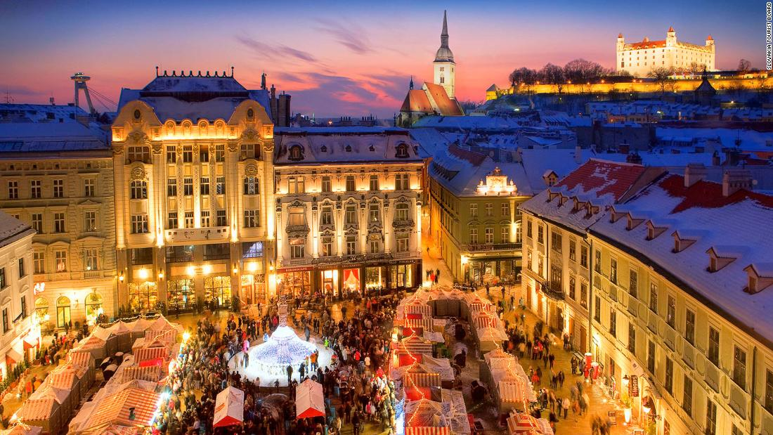 11 best places to visit in Slovakia