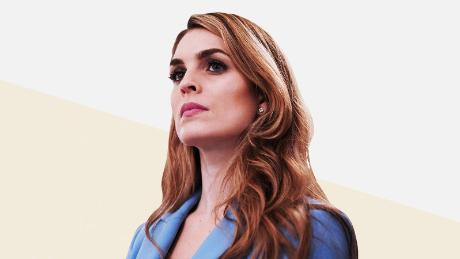 What Hope Hicks meant about white lies