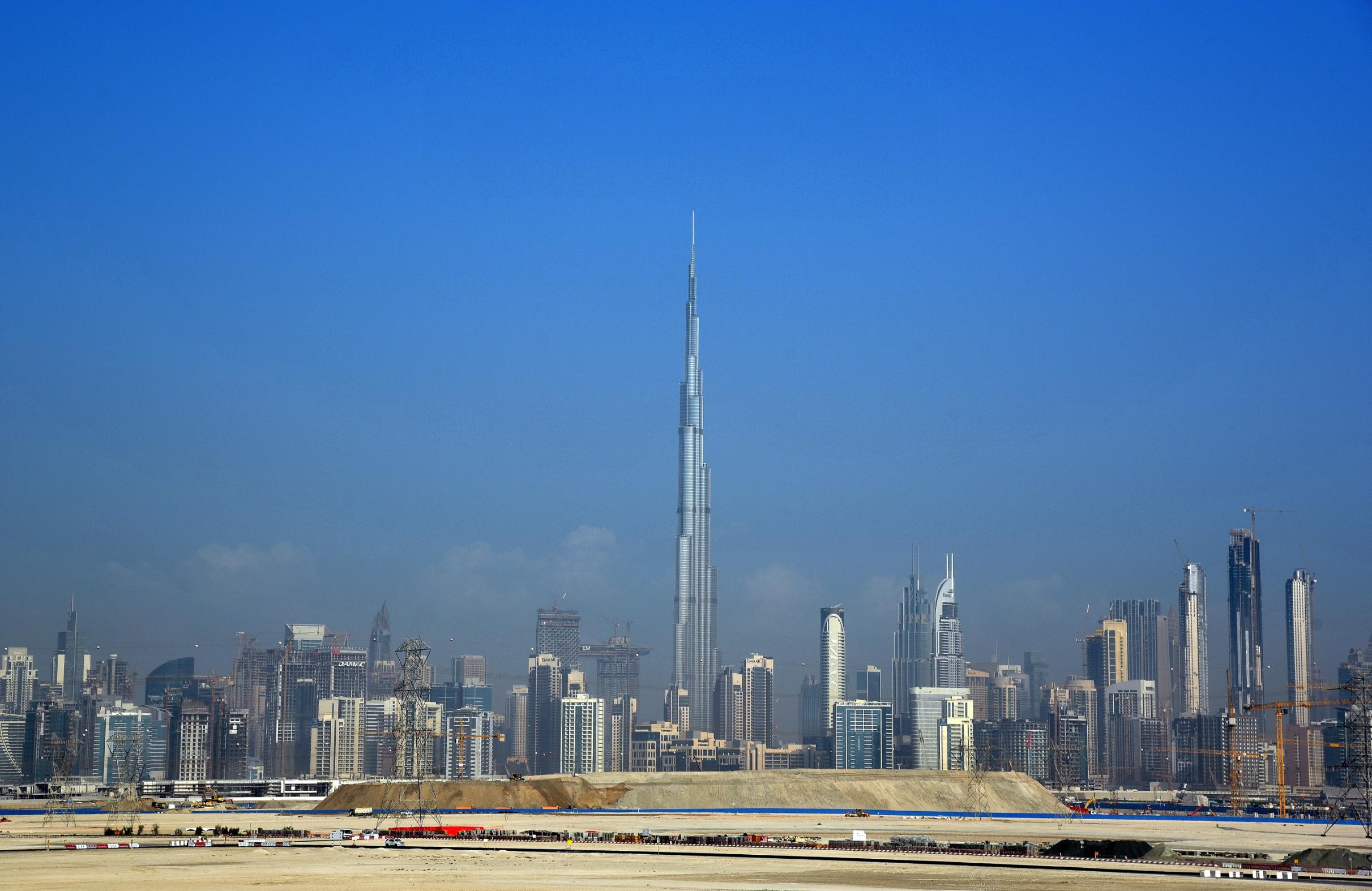 Dubai's Burj Khalifa: A look inside the