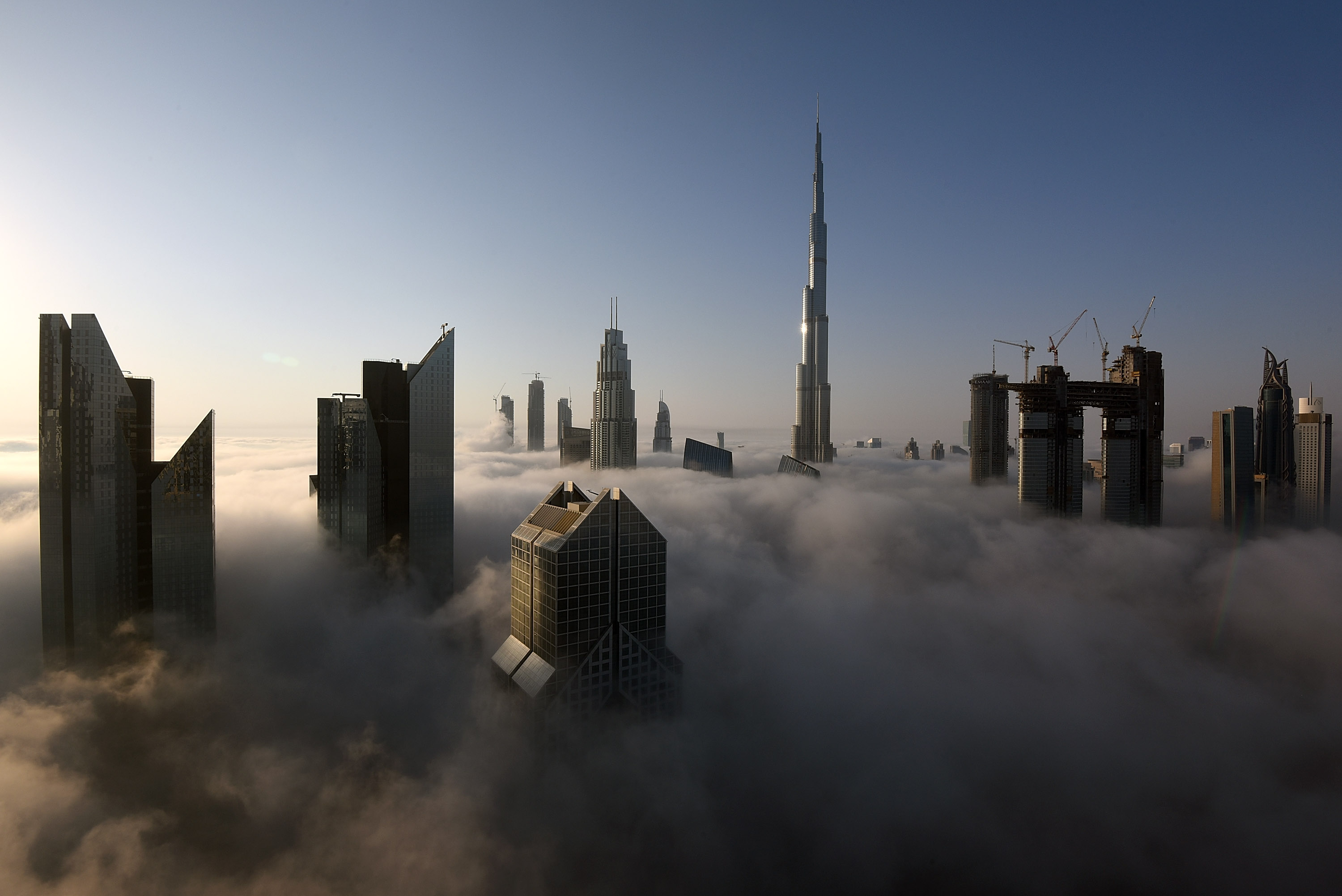 Dubai's Burj Khalifa: A look inside the world's tallest