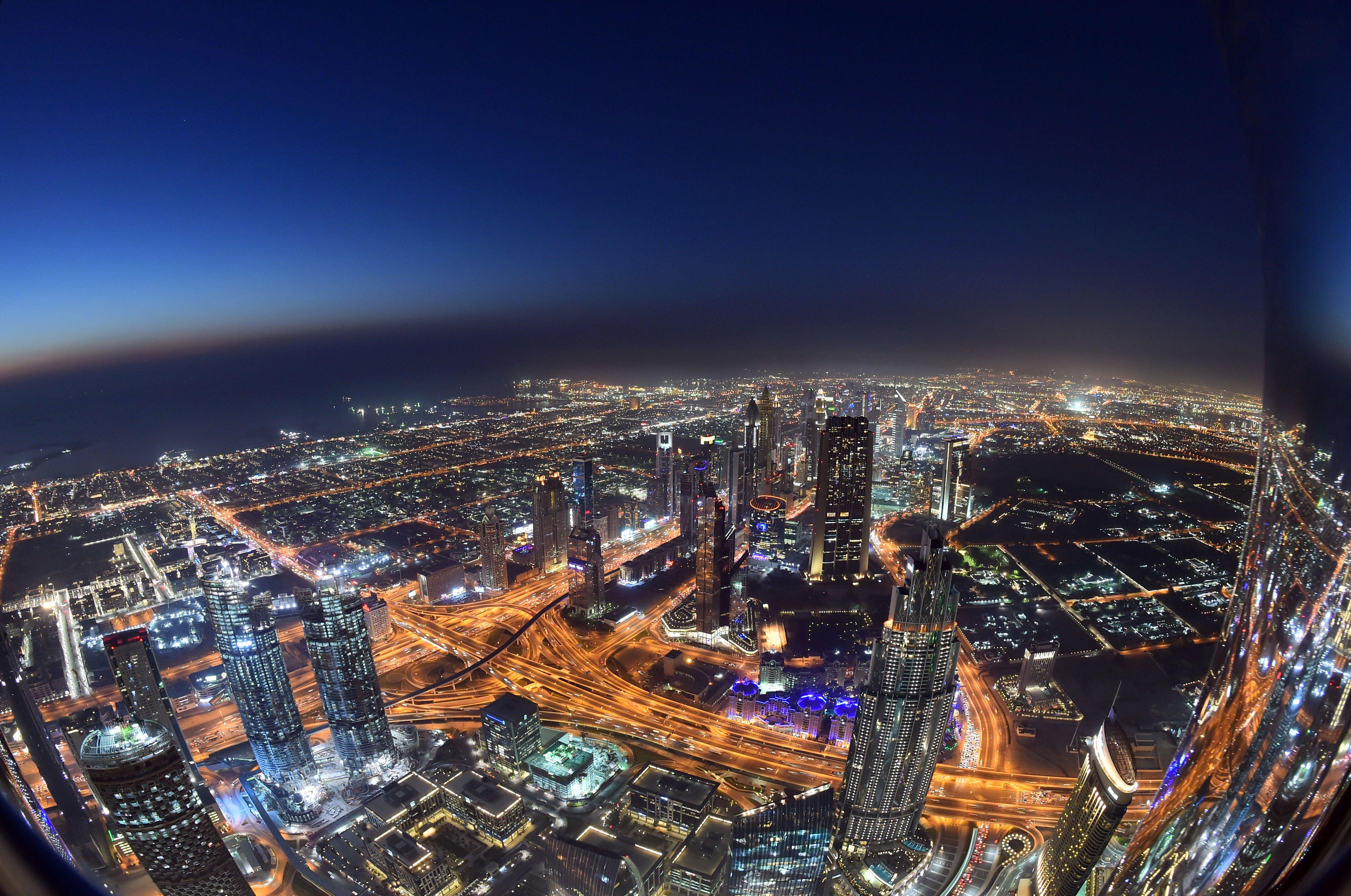 Dubai's Burj Khalifa: A look inside the