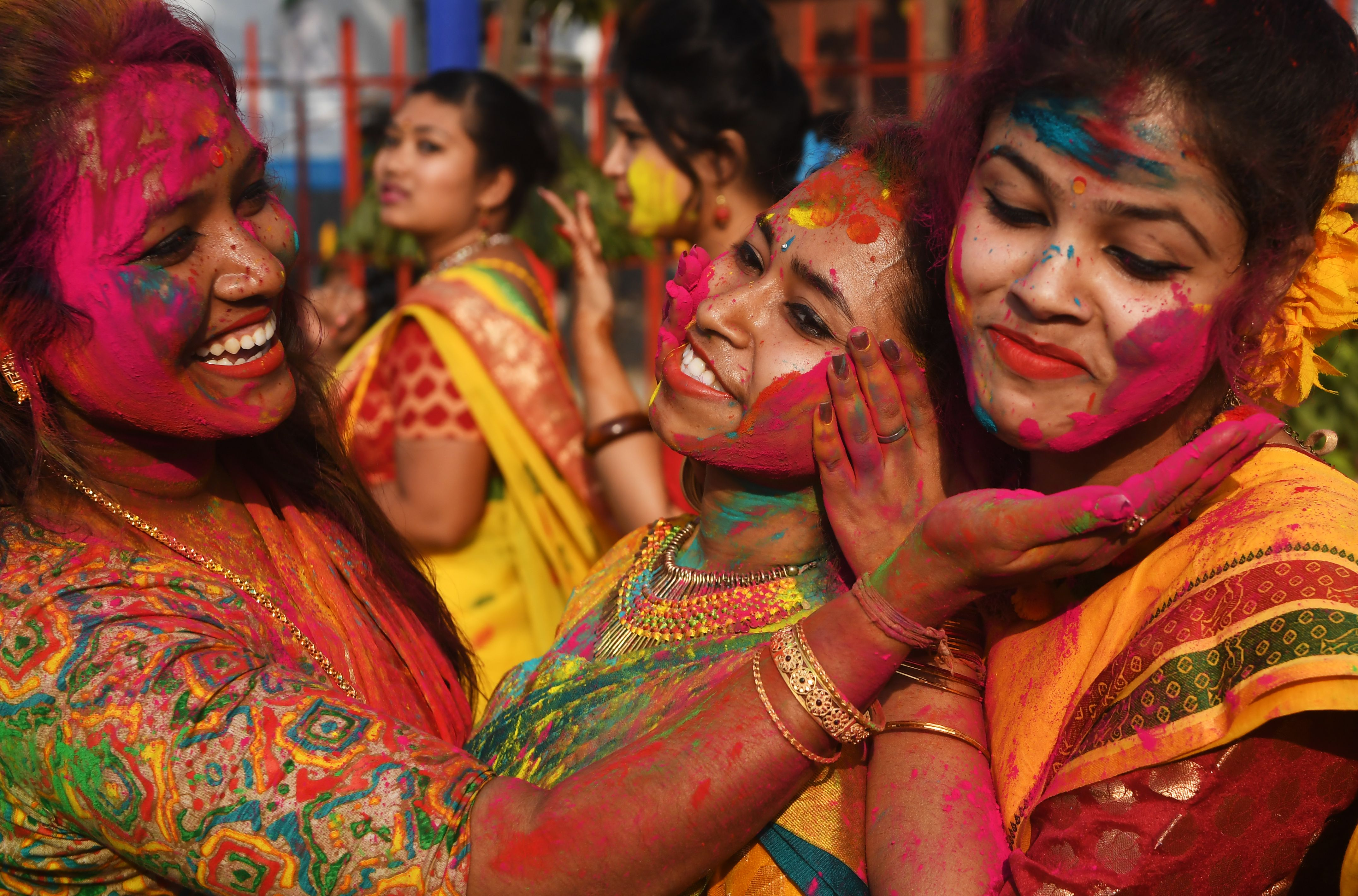 Holi: The legends behind India's festival of color   CNN Travel