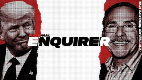 Trump ally at National Enquirer tried to hide payments