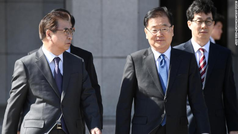 South Korean delegation heads to Pyongyang
