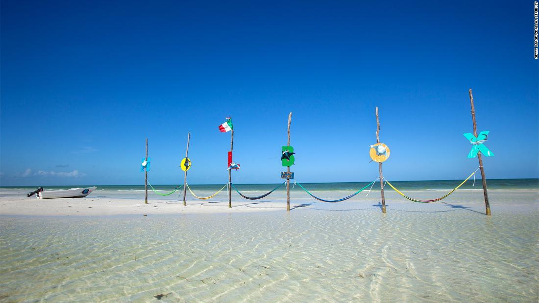 Isla Holbox, Mexico's best barefoot beach