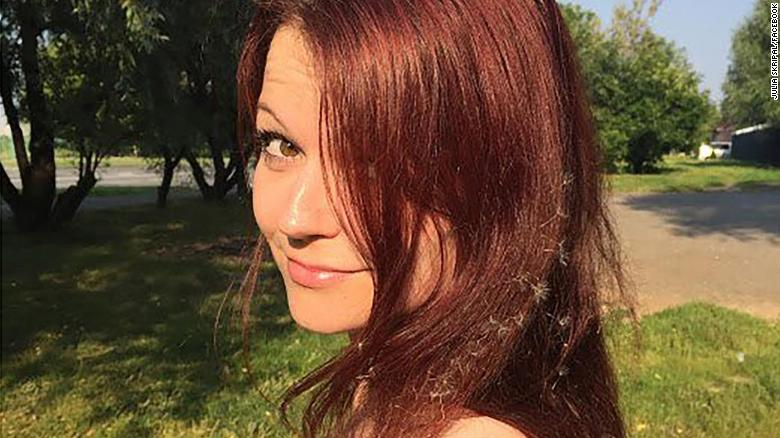 Sergei Skripal's niece denied visa