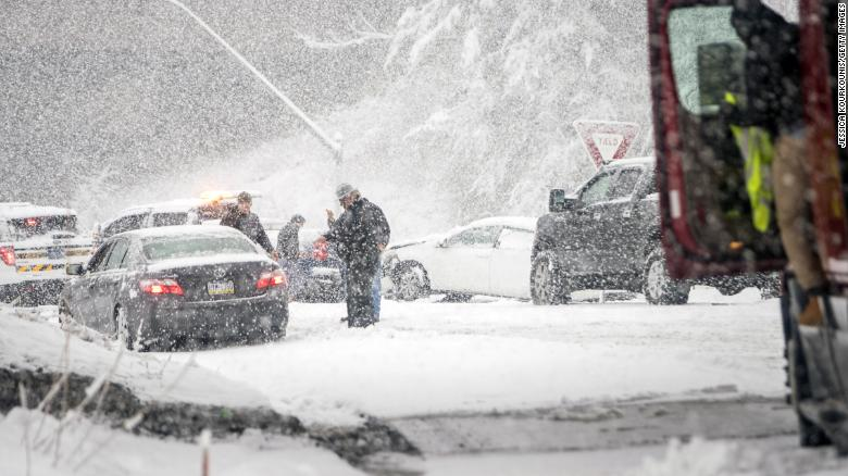 Reeling Northeast starts digging out from 2nd major storm in week
