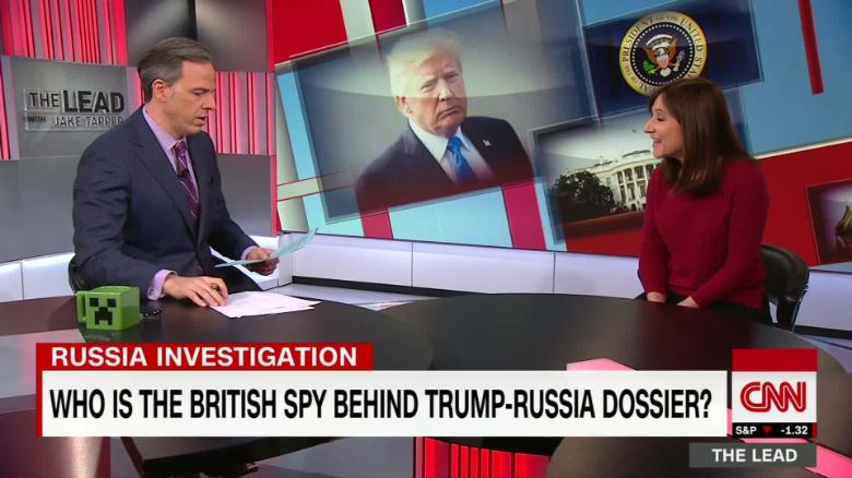 Ex-MI6 spy Christopher Steele behind Trump dossier wins legal battle