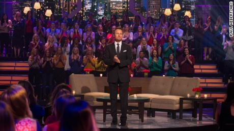 'Bachelor' host Chris Harrison apologizes after defending controversial contestant