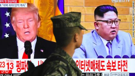 US, South Korea vow to keep pressure on Kim