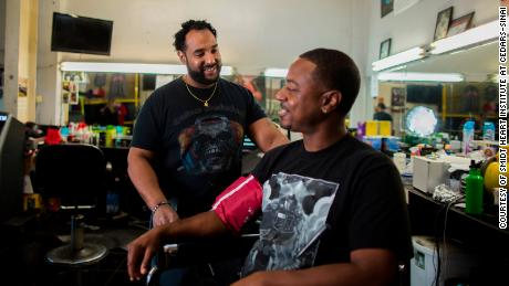 How a barbershop can help lower your blood pressure