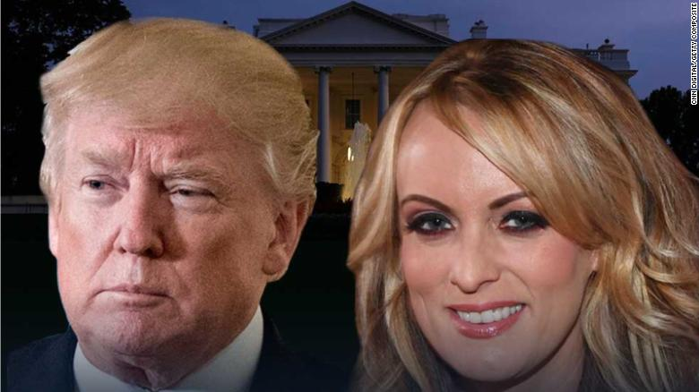 Ethics watchdog files complaint about Stormy Daniels payment