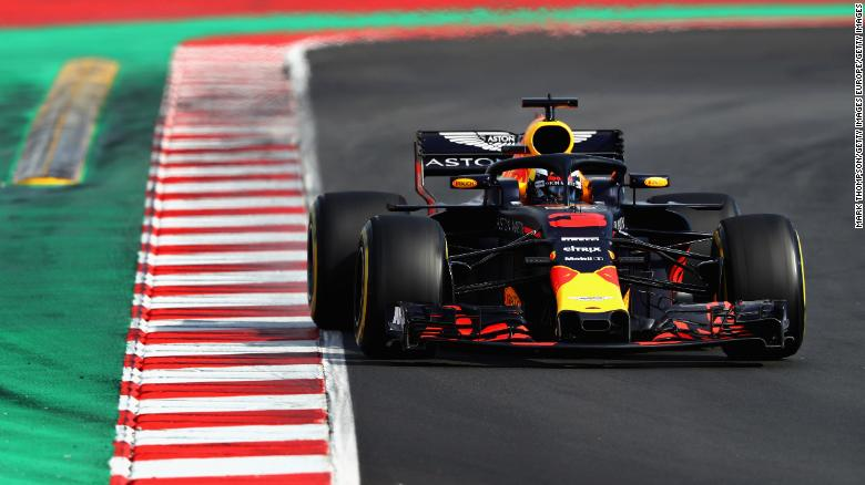 red bull charging into the future Story highlights daniel ricciardo confident red bull has the best line up in formula one the australian is confident he can challenge for the world championship.