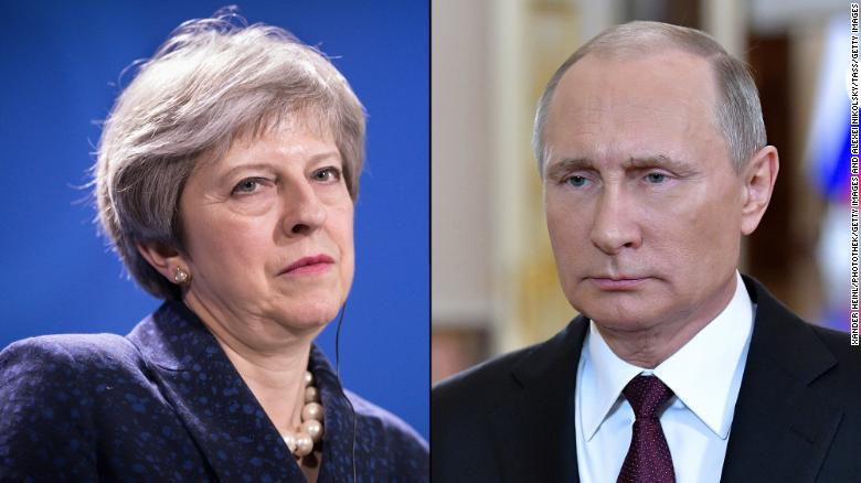 Moscow Vows Retaliation to London's Expulsion of Diplomats