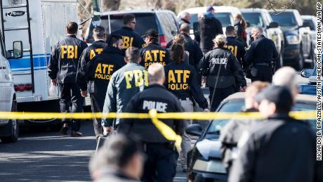 How Texas bombings unfolded: After 5 explosions, 6th blast takes suspect's life