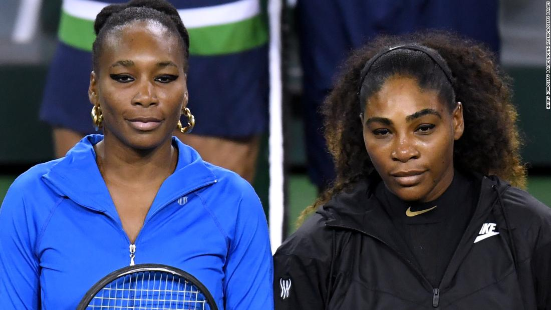 Venus and Serena Williams met for the 29th time on Monday with Serena leading her older sister 17-11 in victories. This encounter took place in Indian Wells California