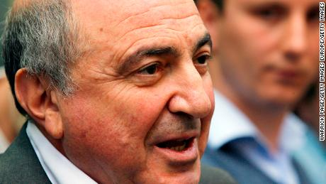 Boris Berezovsky was found dead on the bathroom floor of his home in 2013.