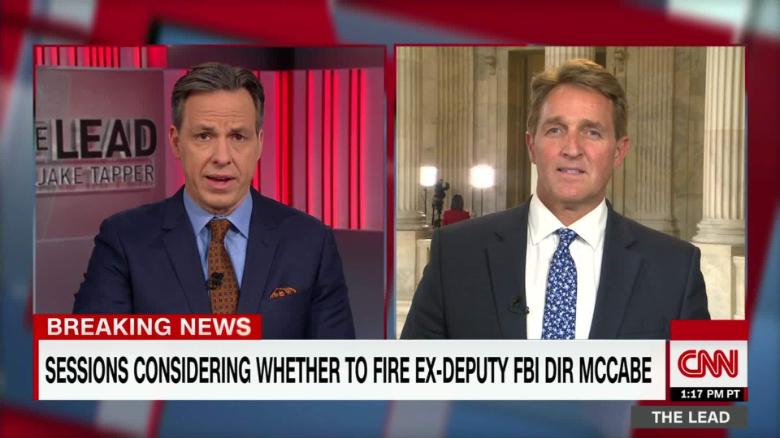 Jeff Flake Talks 2020 - 'It's Long Odds For Me'