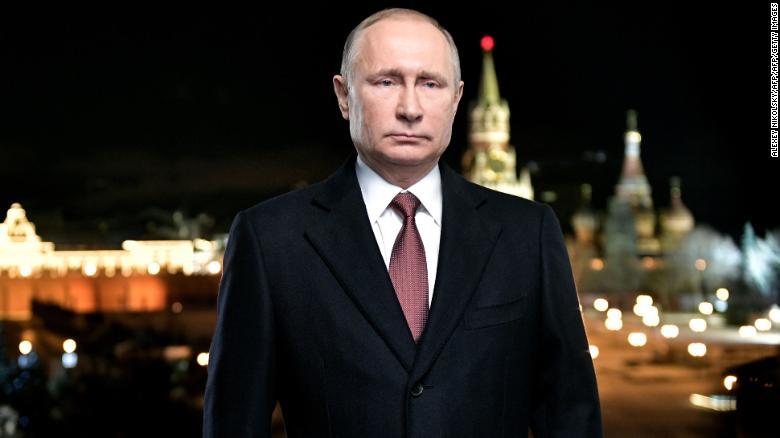 Russian Federation  election: Trump congratulates Putin over victory