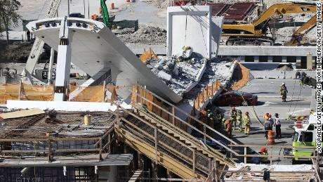 Construction company involved in collapsed FIU bridge had safety complaints