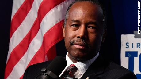 Ben Carson gets confused over cookies and housing at hearing