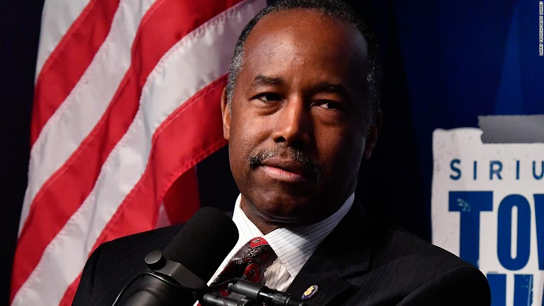 Watchdog: Housing department broke the law with $40,000 furniture purchase for Ben Carson - CNNPolitics