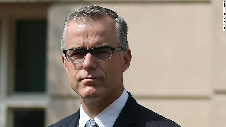 McCabe launches legal defense fund after firing