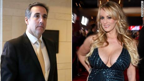 Stormy Daniels Sues Ex-Lawyer She Says Was 'Puppet' for Trump, Cohen