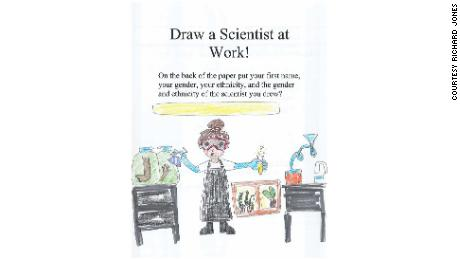 More kids draw scientists as women than ever before