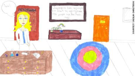 United States  kids' doodles of scientists reveal changing gender stereotypes