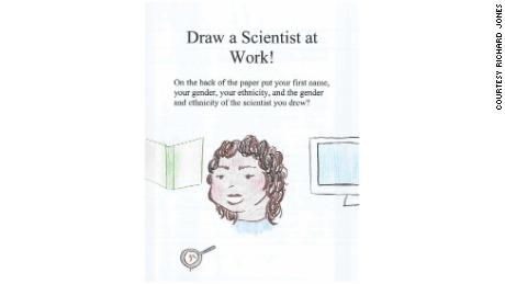 Kids More Likely than Ever to Draw Scientists as Women