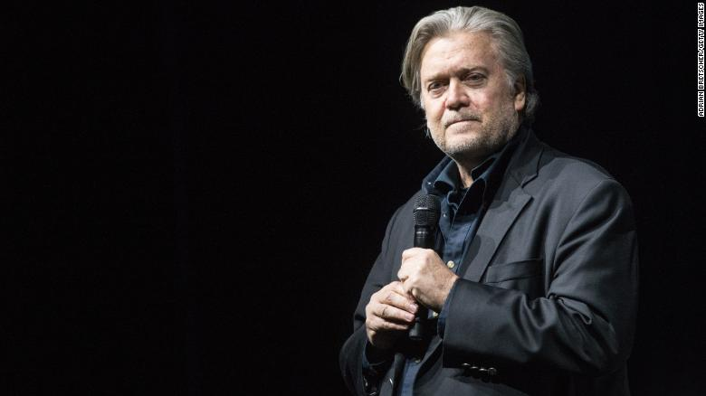 Twitter Ignites As Bannon Says 'Facebook Data Is For Sale'