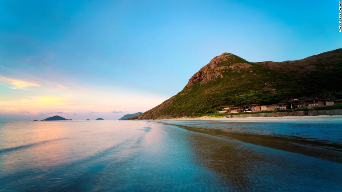 Top beaches in Vietnam (photos)