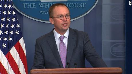 Mulvaney blasts leaks from within consumer bureau