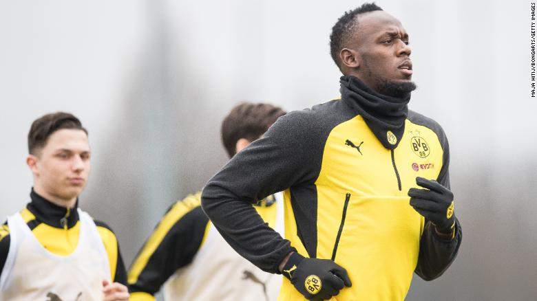 Bolt to train with A-League side