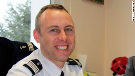 Lt. Col. Arnaud Beltrame here in 2013 was hailed as hero by French officials