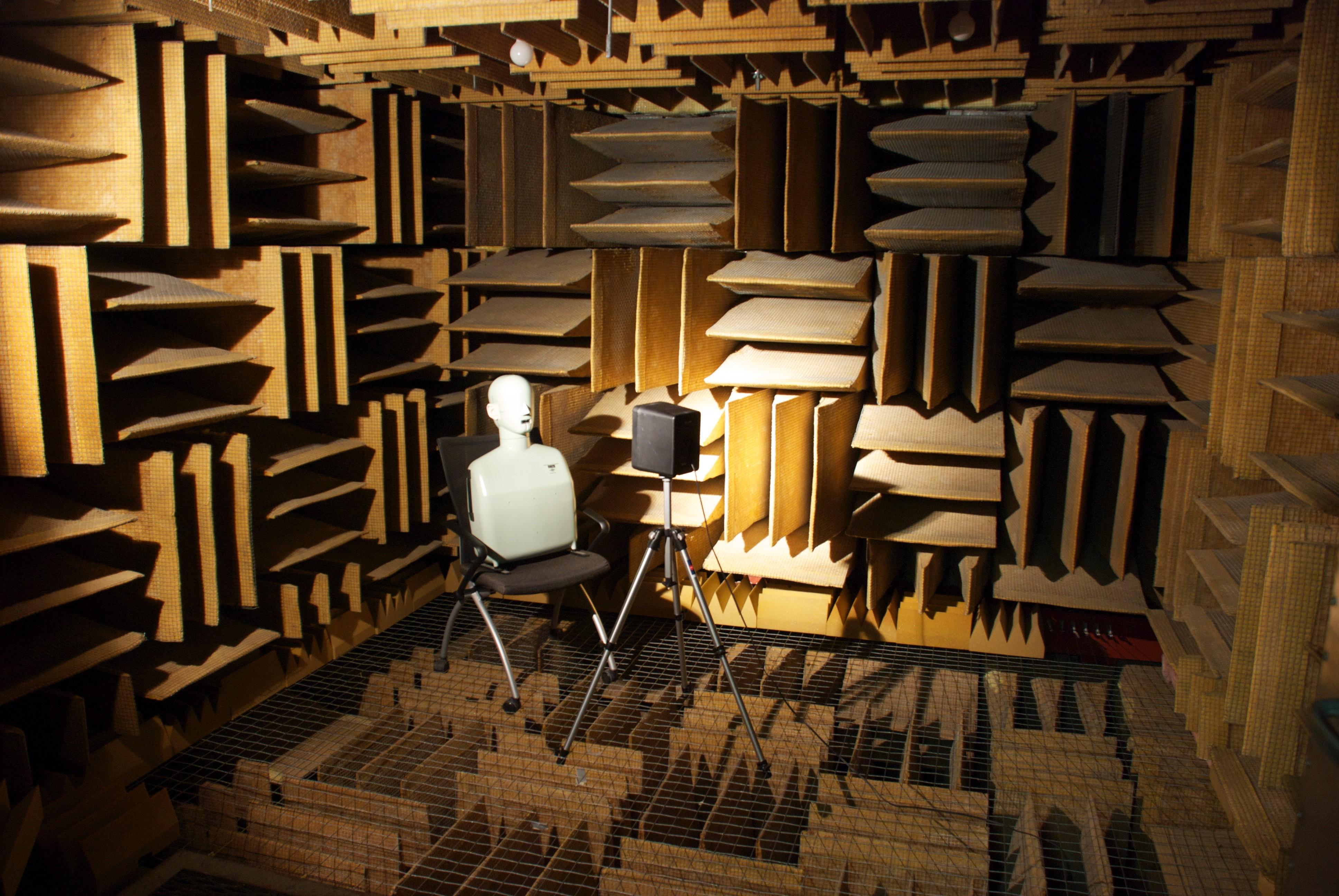The world's quietest room - CNN Style