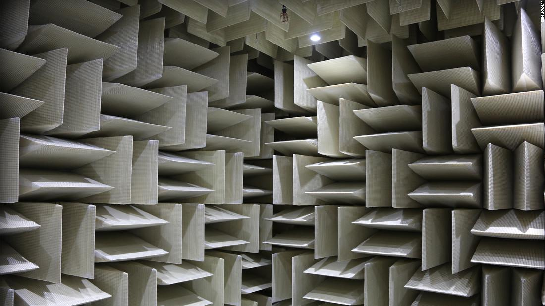 How To Experience The World S Quietest Room