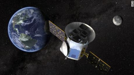 The Transiting Exoplanet Survey Satellite is scheduled to launch this week.