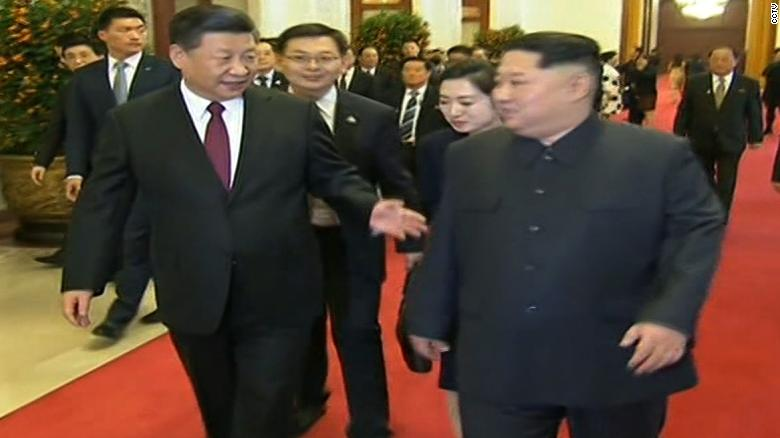 Kim Jong Un to meet South Korean president