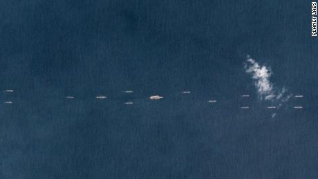 challenged the United States by China's navy in the South China Sea