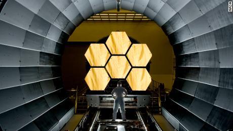 James Webb: Inside NASA's golden space telescope