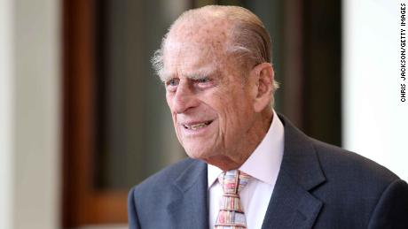 Prince Philip, 96, admitted to hospital for planned hip surgery