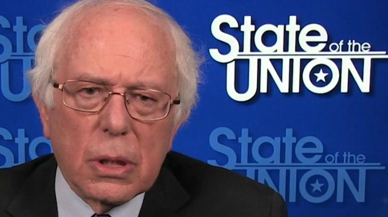 Bernie Sanders on Gaza Violence: 'Israel Overreacted'
